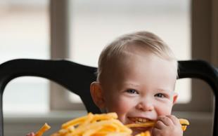 Vpliv slabe prehrane na zdravje postaja večji od kajenja