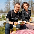 Bine in Katarina Volčič: Intenzivno iščeta svojo restavracijo