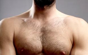 Znanost pravi, da so kosmati moški boljši življenjski partnerji