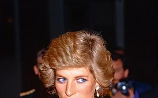 Mineva 20 let od tragične smrti princese Diane