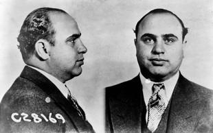 Al Capone - zanimivo življenje državnega sovražnika št. 1!