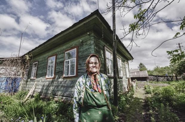 Valentina Grigoryevna Kovtunenko (79) se vedno živi v eni od vasi v bližini.  (foto: profimedia)