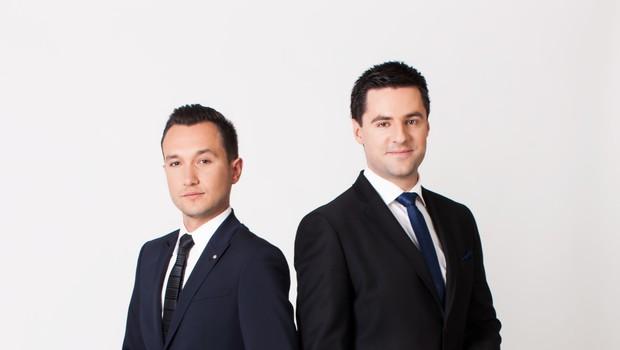 Prve debate z Mirkom Mayerjem in Blažem Jarcem v Planet Danes o premoženju in lobiranju politikov, pa tudi konoplji (foto: Planet Tv)