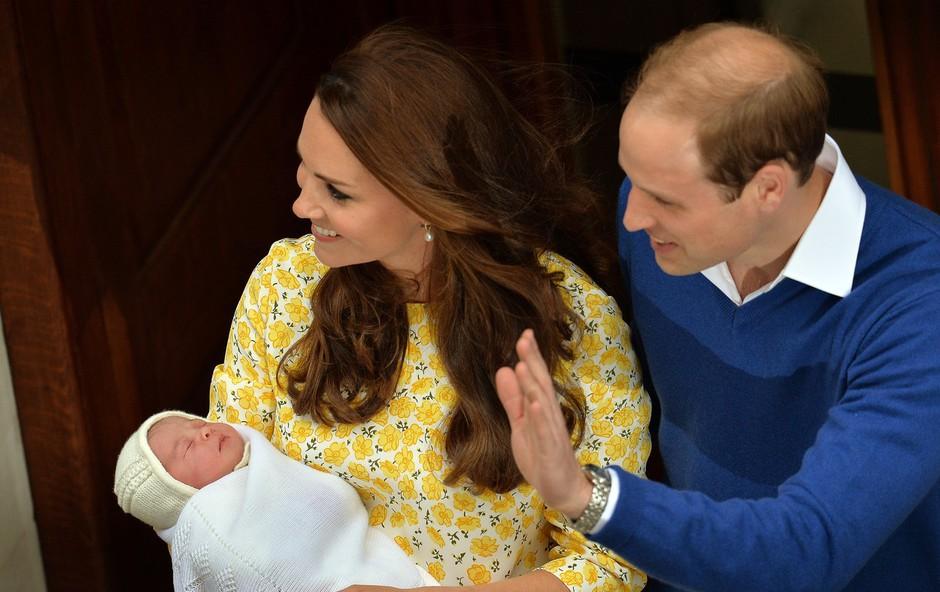 Kdo bo prvi obiskal Kate Middleton v porodnišnici? (foto: profimedia)
