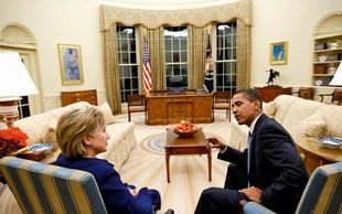 Tajna služba prestregla pisemski bombi za Obamo in Clintonovo