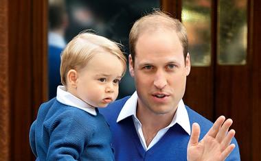 Podrobno o rojstvu hčerke vojvodinje Kate in princa Williama