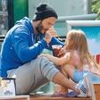 "David Beckham: ""Vzoren očka"""