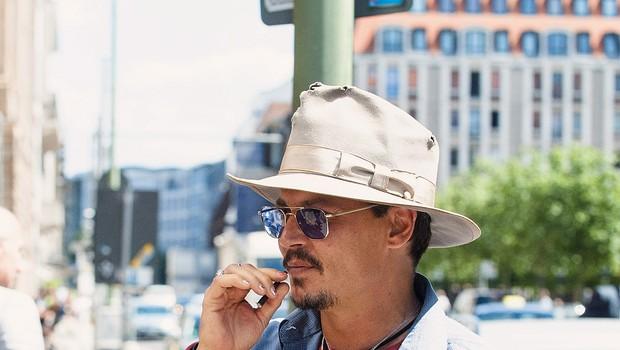 Johnny Depp mora izseliti svoje pse iz Avstralije (foto: Profimedia)