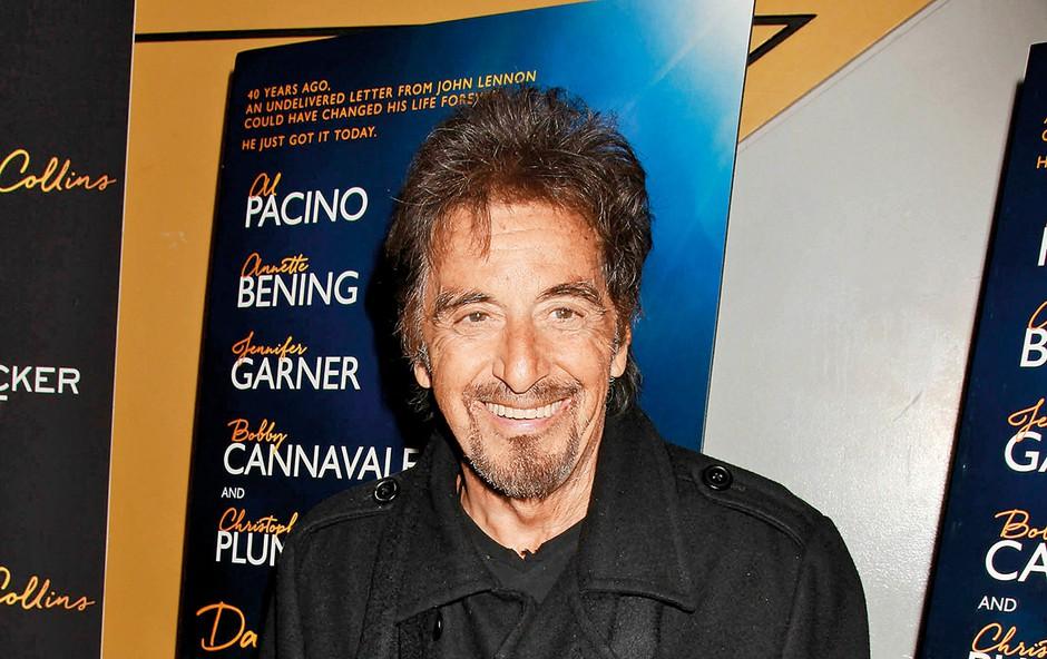 Al Pacino ne bo več pel (foto: Profimedia)