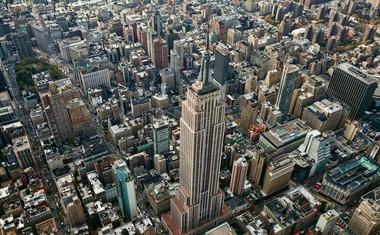 Empire State Building - ponos New Yorka!