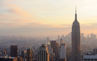 Empire State Building - ponos New Yorka!