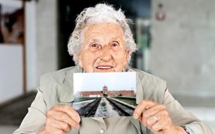 Intervju, ki si ga boste zapomnili! Sonja Vrščaj - gospa, ki je preživela Auschwitz!