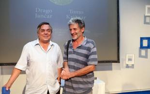 Nagrada Državljan Evrope 2015 Dragu Jančarju in Tomu Križnarju