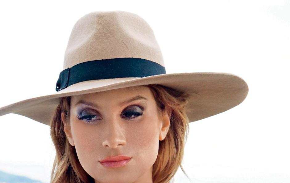 Ekskluzivne fotografije razgaljene Kataye na snemanju za Playboy (foto: Gojko Zrimšek)
