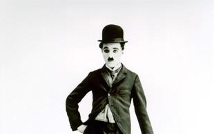 Charlie Chaplin je bil razvpit po razmerjih z mladoletnicami