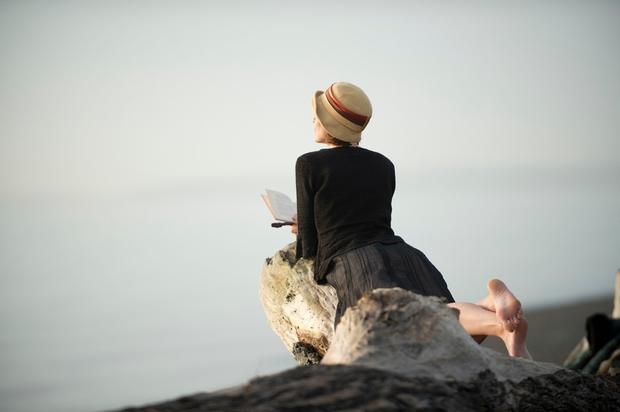 Včasih je največja sreča v trenutkih, ko si sam (foto: Profimedia)