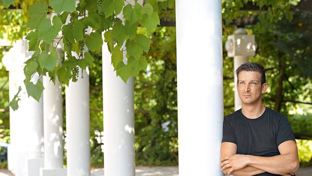 Tomaž Škvarč Lisjak (foto: Primož Predalič)