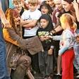 Johnny Depp: Razveselil otroke v bolnišnici