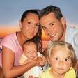 Sandra Auer: Prvi dopust po rojstvu sina