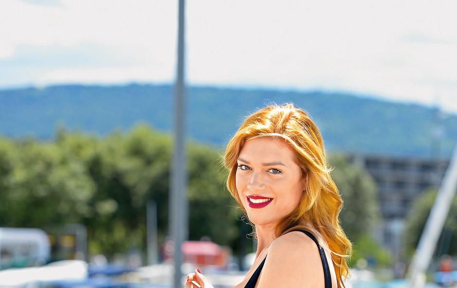 Pia Filipčič (Big Brother): Se bo slekla za Playboy?! (foto: Primož Predalič)