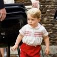 Foto: Drugi rojstni dan princa Georga