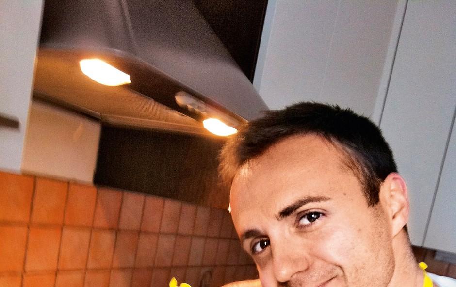 Ranko Babić razkril, kako ohraniti fit postavo. In kljub temu dobro jesti! (foto: osebni arhiv)