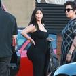 Noseča Kim Kardashian objavila svojo golo fotografijo (in utišala zlobne jezike)!