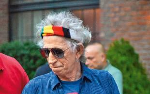 Prihaja dokumentarec o kitaristu skupine The Rolling Stones
