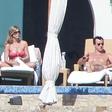 Takole Jenn in Justin uživata medene tedne!