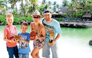 Natka Geržina: Rajski dopust v Mehiki