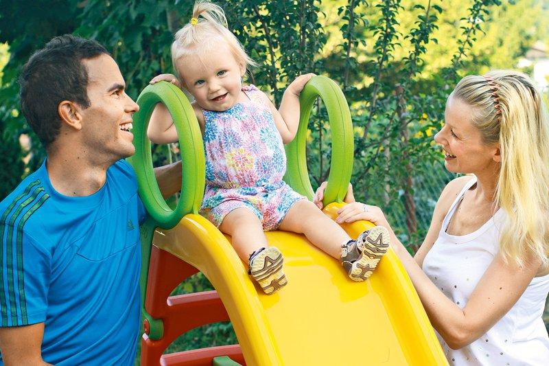 Taya, Nika in Jernej Damjan