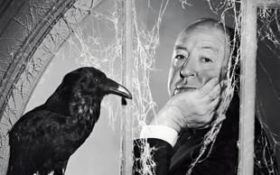 Alfred Hitchcock - režiser filma Psiho je bil tudi sam psiho!