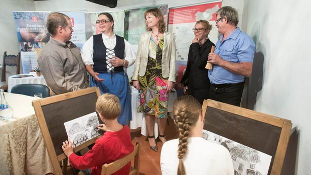 Razvojni center Srca Slovenije podpira lokalne ponudnike (foto: Marko Povše)