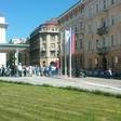 Za to gnečo v Ljubljani je kriv šov Slovenija ima talent!