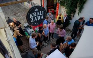 Kralja žara predstavila prvi Smoke House v Sloveniji!