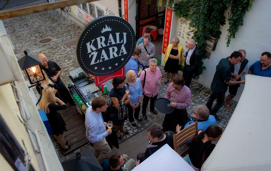 Kralja žara predstavila prvi Smoke House v Sloveniji! (foto: Smoke House)
