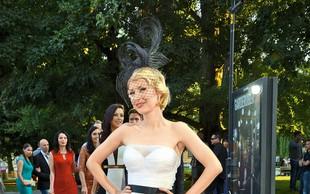 Maja Ferme: Podira meje v svetu poročnih oblek