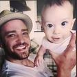 Justin Timberlake pokazal fotografije sinčka