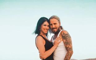 Marijan Novina pravi, da je obseden s tetovažami