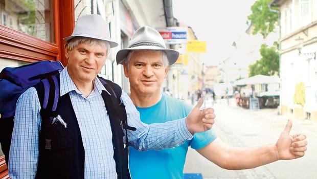 Spoznajte Slovenca, ki je preštopal cel svet! (foto: Goran Antley)