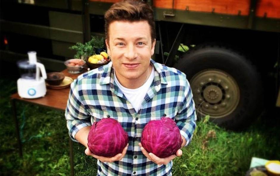 Jamie Oliver je shujšal za 12 kilogramov. Preverite, kakšen je njegov recept! (foto: Profimedia.si)