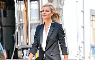 Večna damska eleganca s črnim suknjičem!