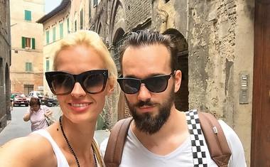 Tjaša Kokalj: Neobjavljene fotografije s poročnega potovanja