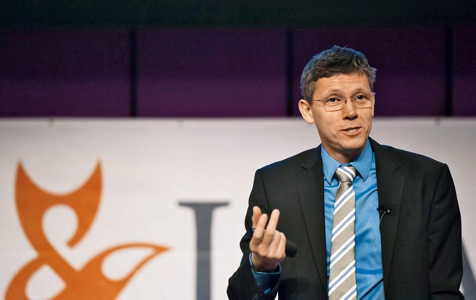 Aleš je vodil podjetja v petih državah, s svojim delom pa je vplival na več kot 25 tisoč podjetnikov po svetu. (foto: Story Press)