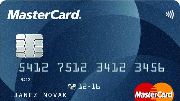 Hitri in varni nakupi z brezstično MasterCard® kartico (foto: MasterCard)