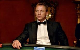 Novembra prihaja nov James Bond!