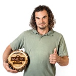 Sebastijan Studenčnik po polomu spet pleza na zeleno vejo (foto: sebni arhiv, Planet TV)
