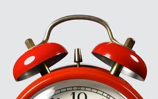 Zakaj premikamo ure in kako to vpliva na naše zdravje?