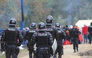 Policija v danih razmerah begunske krize daje vse od sebe!