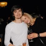 Klemen je z Ajdo zaigral že v leta 2011 v kratkem filmu Nad mestom se dani.  (foto: Lea Press)